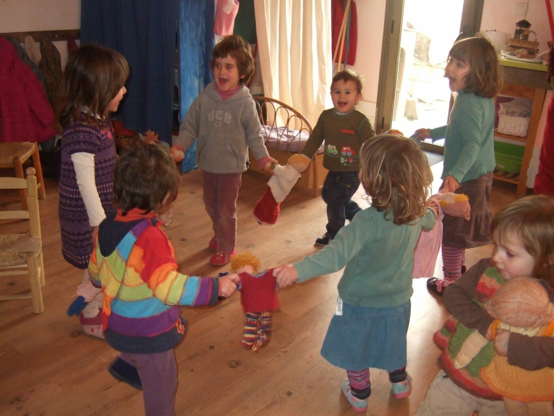 Música pentatónica para calmar a los niños