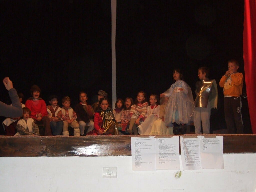 Cantar y bailar, aliados del desarrollo infantil