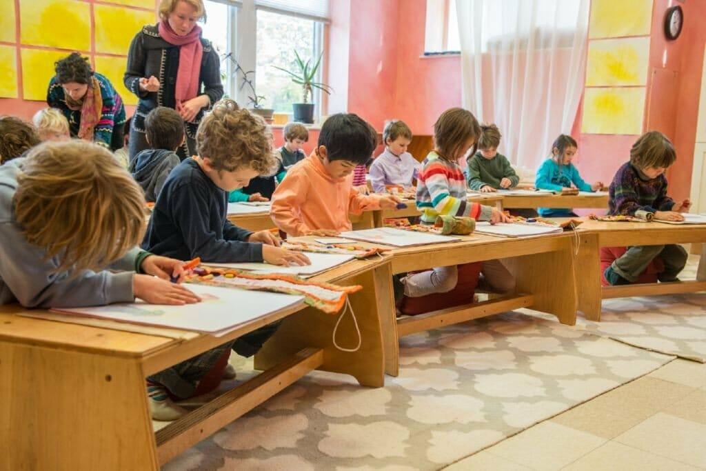 Metodología de la enseñanza de las lenguas extranjeras en la escuela Waldorf