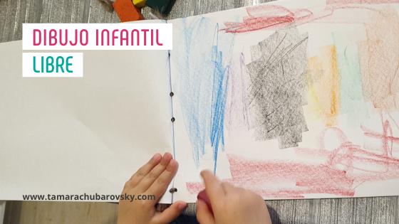 El dibujo infantil libre